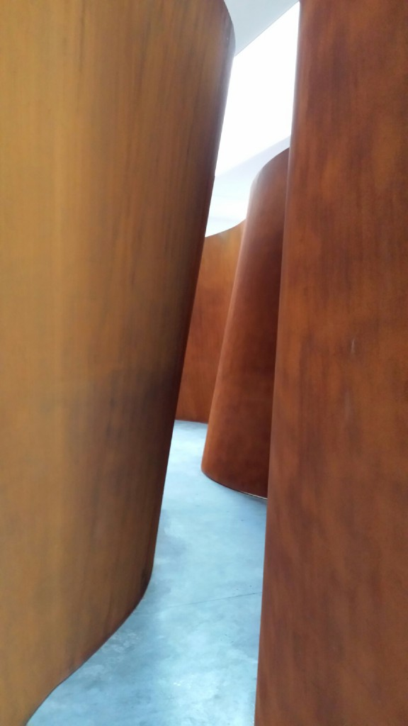 Richard Serra Inside/Out